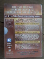 Breaking the Da Vinci Code, The Miraculous Mission & Search for Heaven 3 DVD