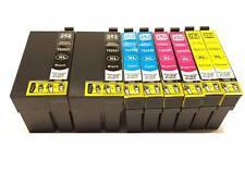 8PK Replacing T252 XL Ink Cartridge for Epson WF-3620 WF-3640 WF-7110 WF-7610