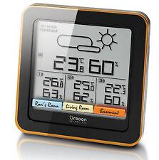 Oregon Scientific Rar505 Multi-zone Weather Station Measure Temperature