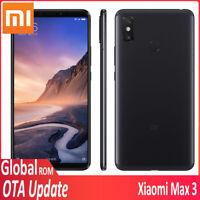 """Xiaomi Mi Max 3 6.9"""" 5500mAh Snapdragon 636 Octa Core 4G 64GB 128GB Touch ID 4G"""