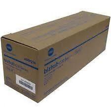Genuine Konica Minolta Cyan Toner Cartridge Bizhub C30P C31P TN313C  A06V434
