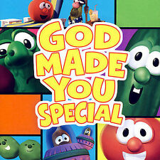 God Made You Special 2008 by VEGGIETALES