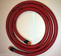 "GOODYEAR 3/4"" x 12' FLEXSTEEL Red HARDWALL GASOLINE HOSE 559N fuel hose"
