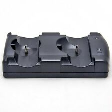 PS3 Dual Controller Charger Dock USB Powered for PS3 Move Navigatio