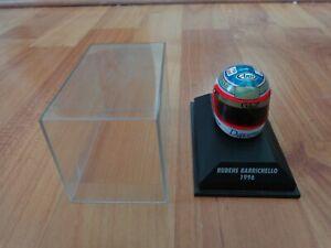 MINICHAMPS 1/8 RUBENS BARRICHELLO 1996 JORDAN ARAI F1 FORMULA 1 CRASH HELMET