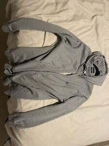 Men's Henri Lloyd Full Zip Zippy Hoody - Size XXL Grey