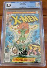 X-MEN #101 CGC 8.5 1st Phoenix White Pages 1976