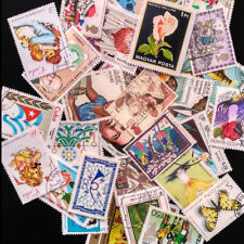 10pcs Different Valuable Stamp Collections Philately Gift Craft Send By Random