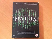 The Matrix Collectors Edition Dvd! Look At My Other Dvds!