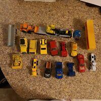 Lot Of 80s Die Cast Cars Hot Wheels, Matchbox, Kidco, Majorette