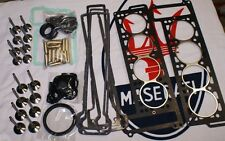 MASERATI GHIBLI INDY BORA KHAMSIN MEXICO COMPLETE ENGINE GASKET VALVE GUIDE SET