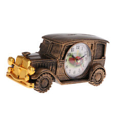 Creative Car Truck Shape Alarm Clock Battery Powered Round for Friends Gift