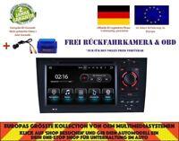 AUTORADIO DVD GPS BT NAVI ANDROID 10.0 DAB+ WIFI AUDI A6/R56/S6 97-04 8721A BOSE