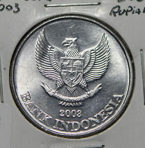 Indonesia 2003 500 Rupiah  901348 combine shipping