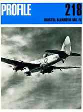 AERONAUTICA AIRCRAFT Publications Profile 218 - Bristol Blenheim Mk.IV -  DVD