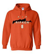 "Cal Ripken ""Air Ripken"" Baltimore jersey Sweatshirt Hoodie Orioles"