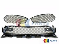 NEW GENUINE MERCEDES BENZ MB CLA CLASS W117 AMG FRONT BUMPER LOWER GRILL SET