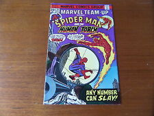 Marvel Team up 39 Spiderman and Human Torch  Vol 1