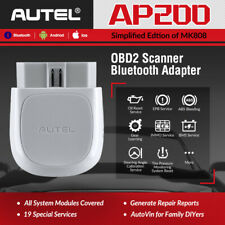 Autel MaxiAP AP200 Automotive Diagnostic Tool Read Erase Codes Car OBD2 Scanner