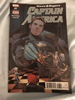 Captain America: Steve Rogers #8 (2017) Marvel Comics