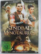 Sinbad und der Minotaurus - Abenteuer Zauberer Zyklop Rhodos Piraten, M. Bennett