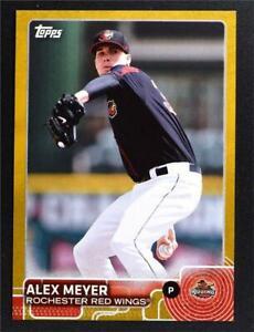 2015 Topps Pro Debut Gold #108 Alex Meyer - NM-MT