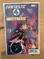 FANTASTIC FOUR ANTITHESIS 3 2020 Variant Cover Marvel Comics