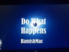 HamishMac .   Do What Happens NEW CD