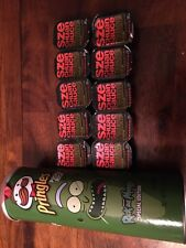 Ultimate Rick And Morty Collection - Pickle Rick Pringles And 10 Szcechuan Sauce