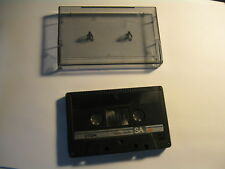 TDK SA 60 Metal High Bias 70 US EQ Cassette Tape ~ EUC