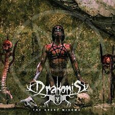 Drakonis - The Great Miasma [CD]