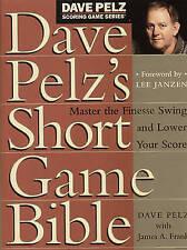 Dave Pelz's Short Game Bible, Pelz, Dave, Very Good condition, Book