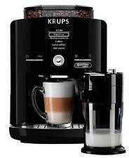 Krups EA82F8 Freistehend Vollautomatisch Espressomaschine 1.7l 9Tassen Schwarz