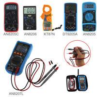 LCD Digital Multimeter 1999 Counts Voltmeter Ammeter AC DC Current Volt Tester