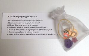 Divorce-Break-Up-Positivity-Confidence-Uplifting-Gift-A Little Bag Of Happiness