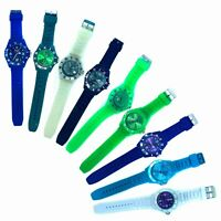 Quartz Silicone Sports Watch - Jelly Wrist Watch