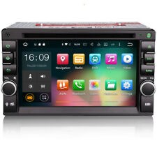 Double DIN universel android 6 Octa-Core GPS Sat-Nav DAB Radio Bluetooth stéréo