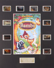 """""""Bambi"""" Limited Edition Original Film/Movie Cell Display"""