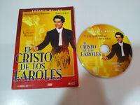 El Cristo de los Faroles Antonio Molina - DVD sobre carton Region Free