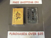 THROWING MUSES HUNKPAPA CASSETTE