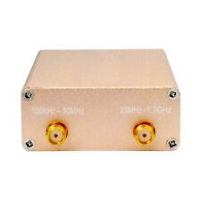 100KHz-1.8GHz Full-band TCXO 0.5 USB Dongle RTL SDR Radio Receiver Unit Kits