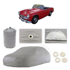 1960-1979 MG Midget 6 Layer Car Cover Fitted Water Proof Snow Rain Sun Dust