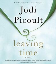 Jodi PICOULT / LEAVING TIME  [ Audiobook ]  Love Elephants? You will love this..