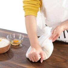 Bolsa de cocina de silicona amasar masa bolsa Licuadoras Antiadherente Repostería herramienta del hogar