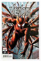 Venom #18 (2019 Marvel) Cates, Patrick Zircher 1:25 Codex Variant! NM