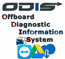 VAG ODIS Engineering 9.2.2 PostSetup 154.0.150+ODX Projects+Dataflash 06.2020