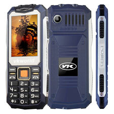 VKWORLD STONE V3S RUGGED PHONE/2200mAh BATTERY ❚IP65❚ FLASHLIGHT/KEYPAD_[BLUE]