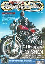 Harley XR750 Commando S-Type T140V Black Shadow CB750K2 Kampen Aermacchi-Metisse