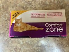 Comfort Zone Cat Calming Diffuser Kit For Cats & Kittens Reduce Urine Marking