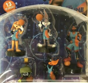 ⚡Space Jam A New Legacy. Stampers Serie 1.5 Figures. New
